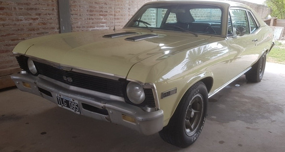Chevy Coupe Ss Mod 71
