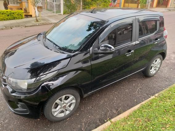 Fiat Mobi 1.0 Drive Flex 5p 2017