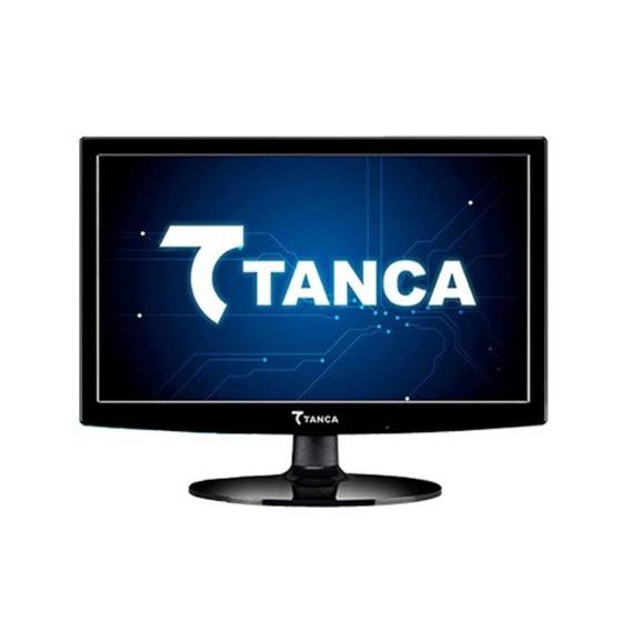 Monitor Led Tanca 15,6 Vga Hdmi Tml-150 Preto
