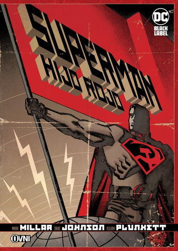 Imagen 1 de 1 de Cómic, Dc, Superman: Hijo Rojo Ovni Press
