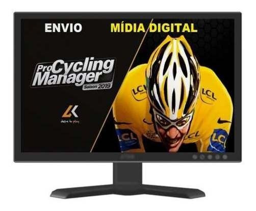 Pro Cycling Manager 2019 Ciclistas Mídia Digital Download Pc