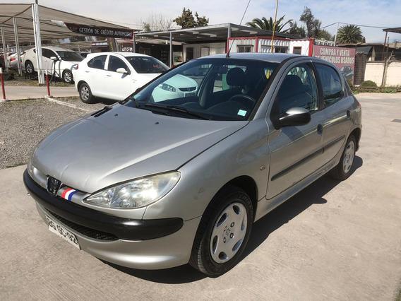 Peugeot 206 Xr 1.4 Full Equipo