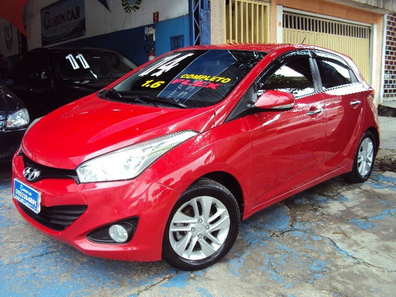 Hyundai Hb20 1.6 Premium 2014 Manual