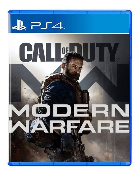Call Of Duty: Modern Warfare - Ps4 Pronta Entrega