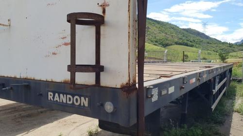 Randon Porta Container Carga Seca - 2886