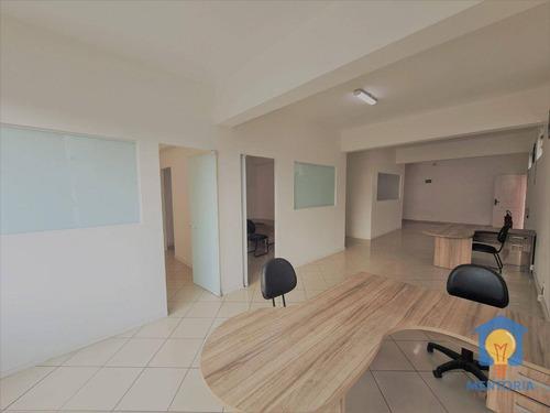 Imagem 1 de 11 de Andar Corporativo Para Alugar, 120 M² Por R$ 3.200/mês - Centro - Embu Das Artes/sp - Ac0001