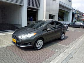 Ford Fiesta Sedan Titanium At 2016