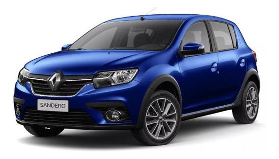 Renault Sandero Ph2 Intens 1.6 2020 0km Contado