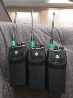 Rádios Comunicadores Motorola Ep450,dgp8050e,dgp550
