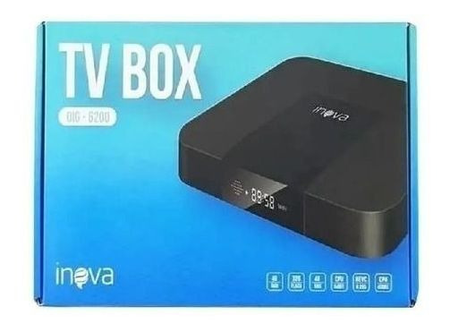 Conversor Smart Tv Tx9 4gb Ram Ddr-3 32gb Rom Android 9.0