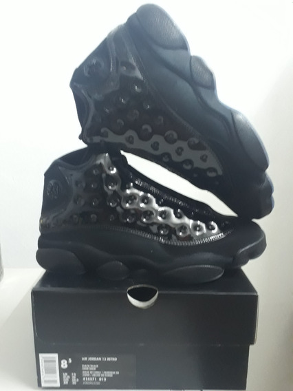 Tenis Jordan Retro 13 Cap And Gown Talla 26.5cm-6.5mex-8.5us