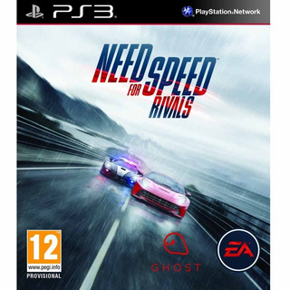 Need For Speed Rivals - Ps3 - Digital - Manvicio Store