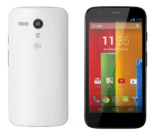 Celular Smartphon Motorola Moto G 16gb Dual Xt1033 Vitrine