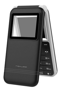 Celular Maxwest Uno Clam Garantia H&t