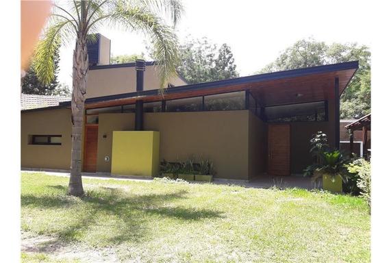 Casa Moderna En Country Ubajay
