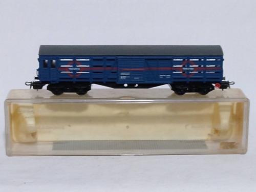 Imagen 1 de 9 de Nico Electrotren Art 5100 Transporte De Ganado H0 (vme 06)