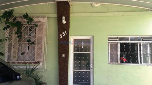 Casa À Venda Em Vila Teixeira - Ca259628