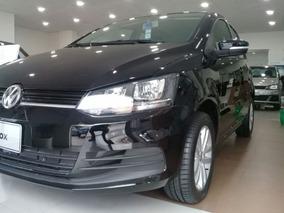 Volkswagen Fox 1.6 Connect 5 Puertas Negro
