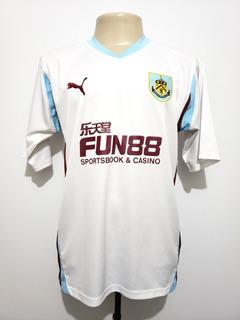 Camisa Oficial Futebol Burnley Inglaterra 2010 Away Puma G