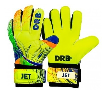 Guantes De Arquero Drb® Jet 3.0 Adulto Yellow