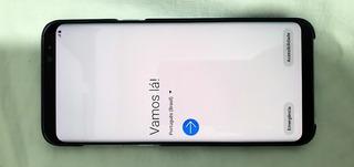 Samsung Galaxy S8 Plus 64gb Com Capa Bumper Orig Samsung