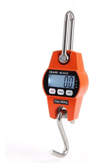 Mini Balanza Digital Lcd Portátil Industrial 300kg