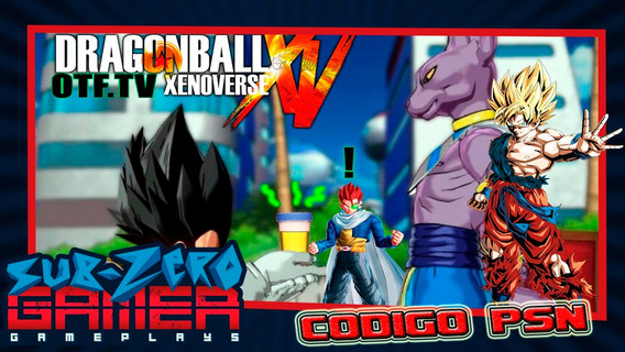 Dragon Ball Xenoverse Xv-15 - Ps3 Codigo Psn