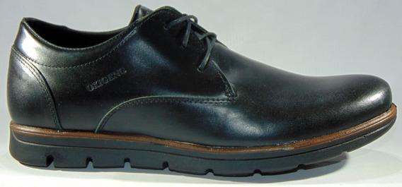 Zapato Oxigeno Cuero Vacuno Originales 39/45 Art 145