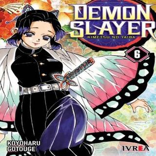 Demon Slayer - Kimetsu No Yaiba 06 - Manga - Ivrea
