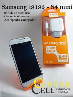 Samsung S4 Mini - Usado