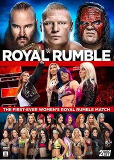Dvd Wwe Total Rumble Original Sellada
