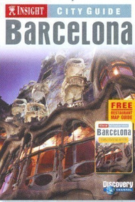 Livro Insight City Guide Barcelona Brian Bell