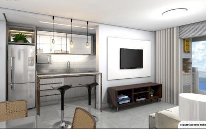 Imagem 1 de 21 de Apartamento No Bairro Coqueiros - Ap3435