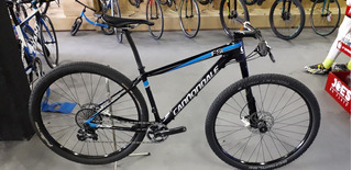 Bicicleta Mtb Cannondale Fsi Carbon