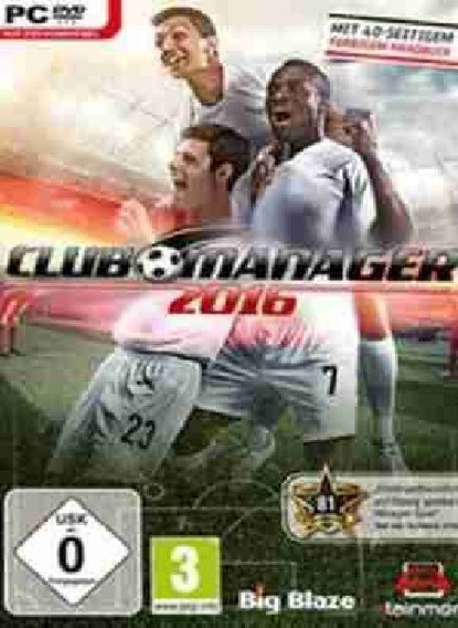 Club Manager 2016 Pc