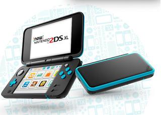 Consola Nintendo New 2ds Xl New / Makkax