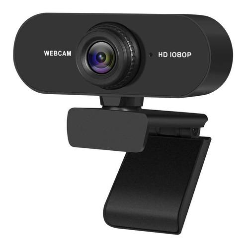 Imagen 1 de 6 de Cámara Web 1080p 2mp 30fps Micrófono De Reducción De Ruido