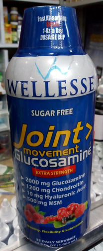 Glucosamina Liquida Welleses 1000 Ml