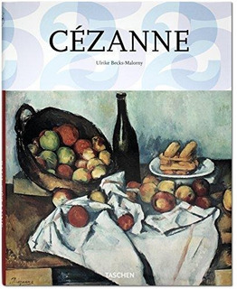 Paul Cezanne Ulrike Becks Malorny Taschen Tapa Dura