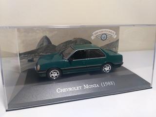 Chevrolet Monza 1988 Ed 50 Carros Inesquecíveis Brasil 1/43