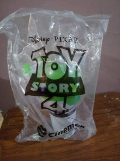 Vaso De Buzz Lyghtears De Toy Story 4 De Cinemex Nuevo!!!