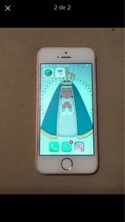 iPhone SE Rosa 16gb