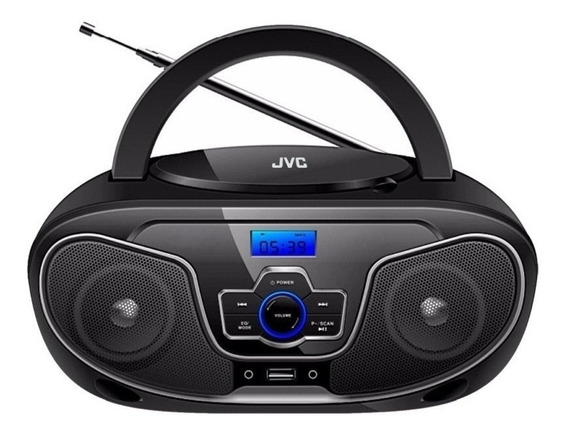 Radio Micro System Jvc Rd-n327 Bluetooth/usb/cd/radio/mp3