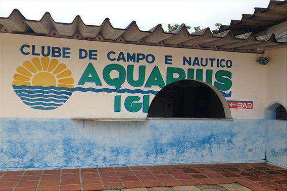 Terreno Em Iguape, Localizado No Cond. Aquarius Aceito Carro