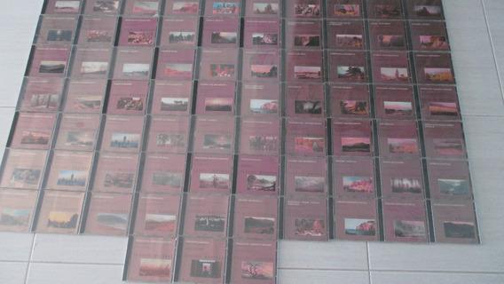 Coleção Com 73 Cds Original E Lacrado, Série Classic Master
