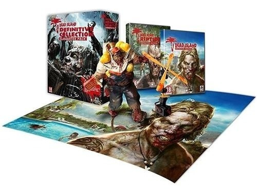 Dead Island Definitive Collection Slaughter Pack - Ps4