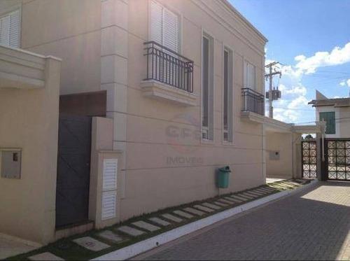Casa Com 3 Quartos À Venda, 122 M² Por R$ 525.000,00 - Condomínio Belle Ville Itaycy - Indaiatuba/sp - Ca11145