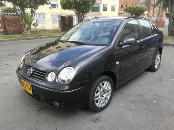 Volkswagen Polo Mt1600cc Negro Magico Perlado Aa Dh