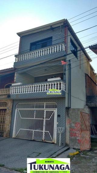 Sobrado Com 3 Dormitórios À Venda, 271 M² Por R$ 600.000,00 - Jardim Rosana - Guarulhos/sp - So0020