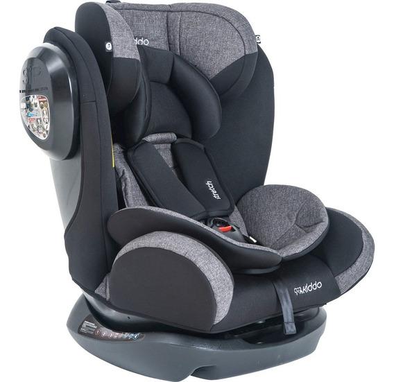 Cadeira Para Auto Kiddo Stretch - Melange Preto